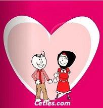 ciddi bir ilişki ve sonunda evlilik :D