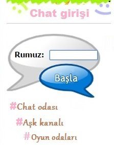 chat girisi