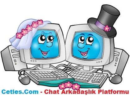 Evlilik amaçlı chat sohbet odaları