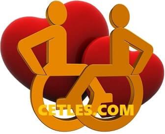 Ben engelli biriyim ortopedik engelim var